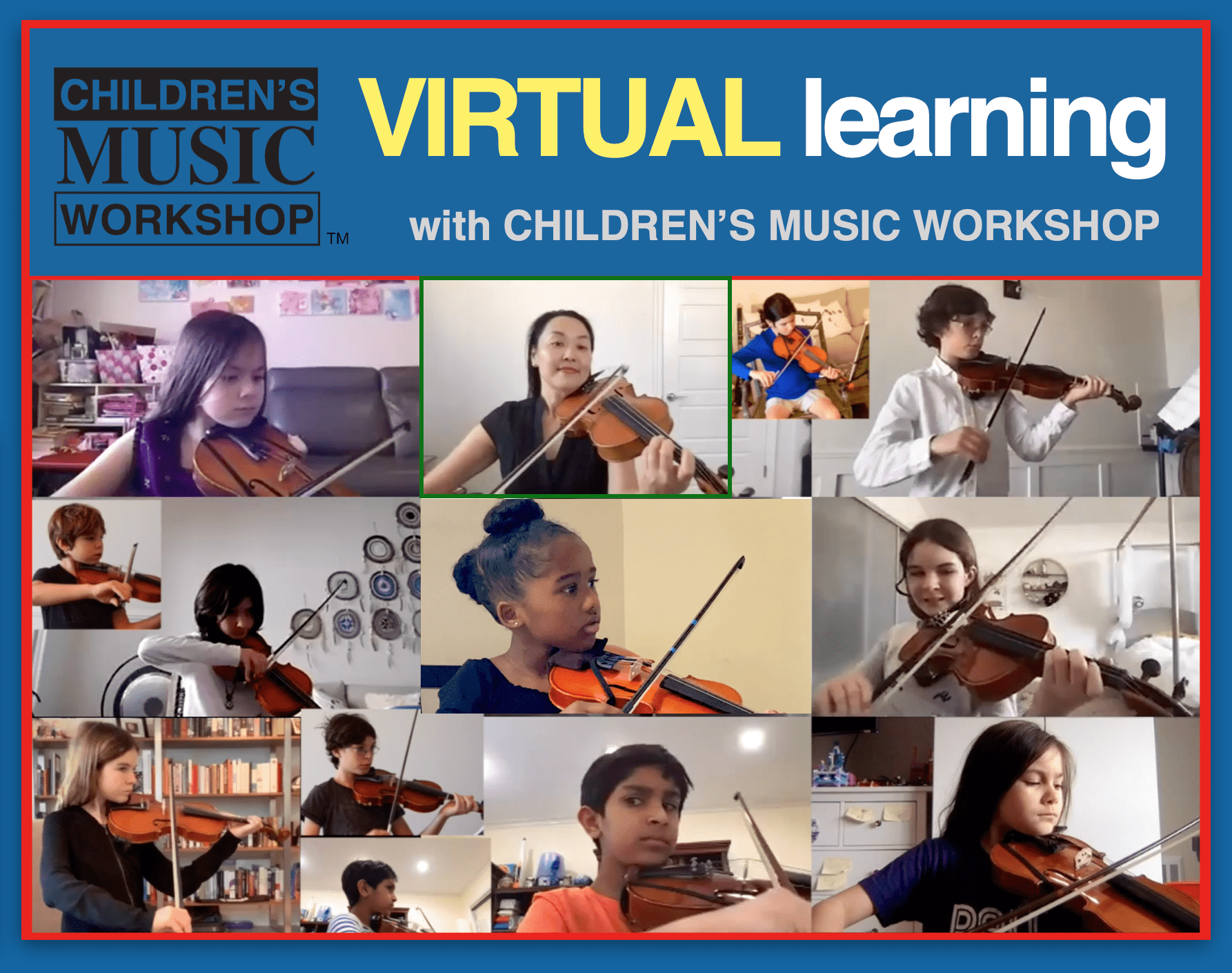 Online virtual flute lessons, Online virtual clarinet lessons, Online virtual sax lessons, Online virtual trumpet lessons, Online virtual trombone lessons, Online virtual french horn lessons,  Online virtual violin lessons, Online virtual viola lessons, Online virtual cello lessons, Online virtual recorder lessons, Online virtual piano lessons, Online virtual keyboard lessons, Online virtual ukulele lessons, Online virtual guitar lessons, Online virtual singing lessons